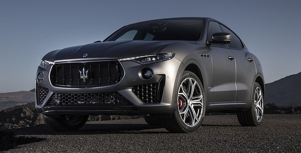 Maserati Levanto Vulcano