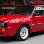 Audi Sport Quattro (1984) erzielt Höchstpreis