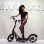 Der elektrische Kick-Scooter von BMW