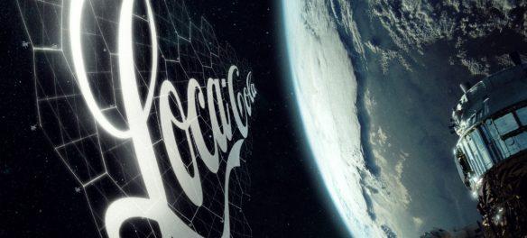 Weltraumwerbung