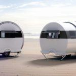 Ein stylisher Wohnwagen zum Ausziehen