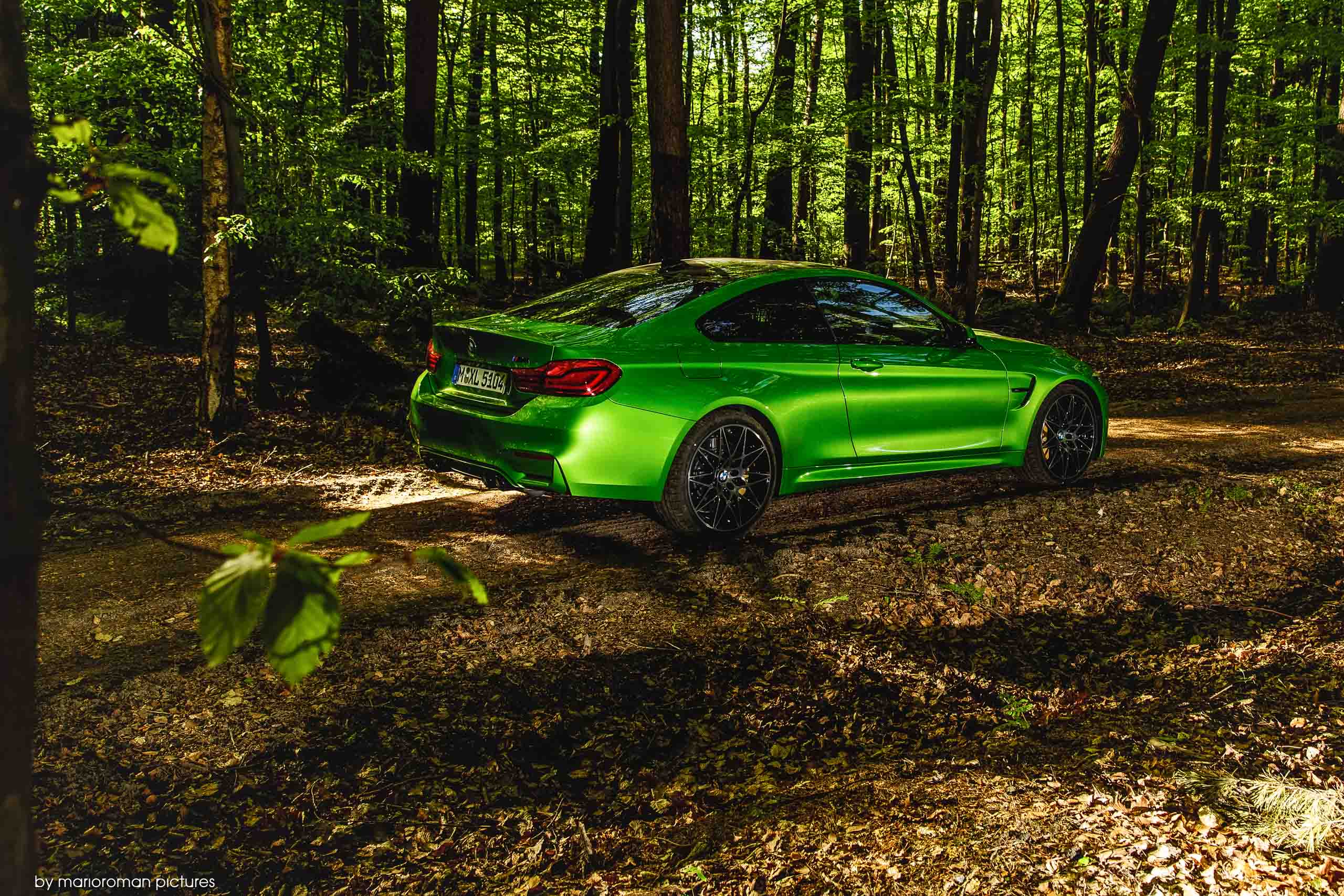 BMW M4 Competition (2019)