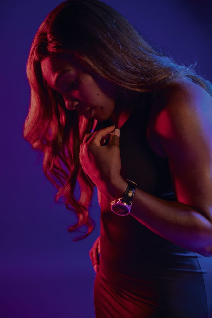 Serena Williams, Code 11.59 by Audemars Piguet