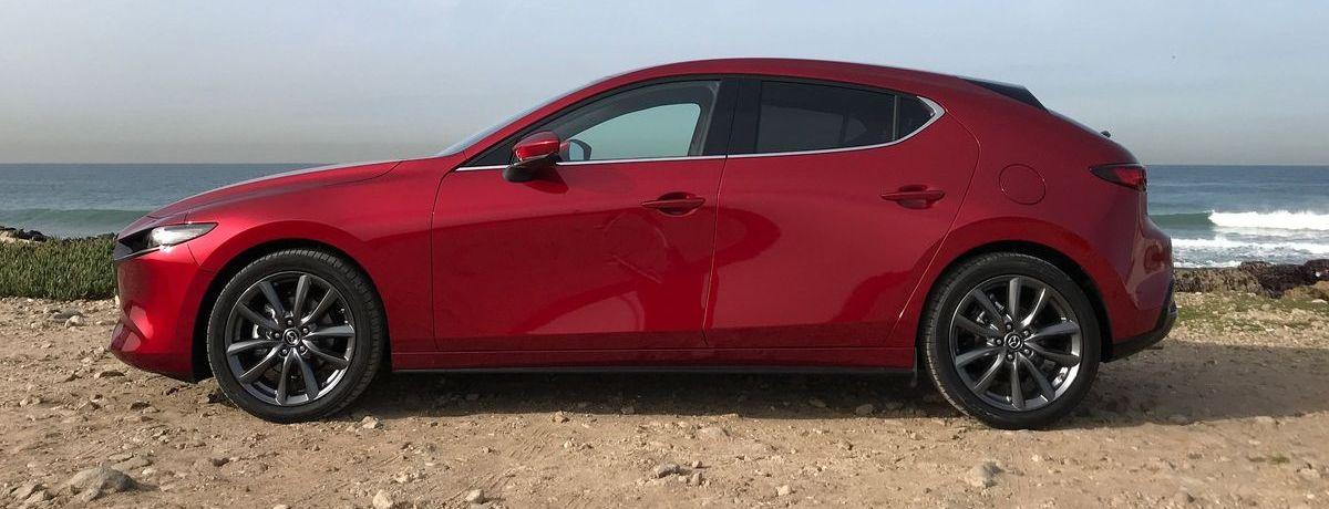 Mazda3 (2019)
