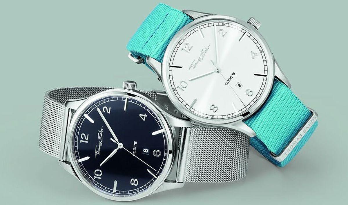 Code TS: Die neue Uhrenlinie bei Thomas Sabo.