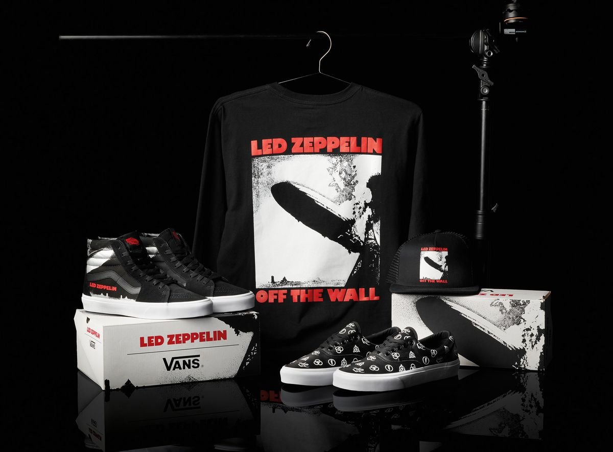 Vans x Led Zeppelin