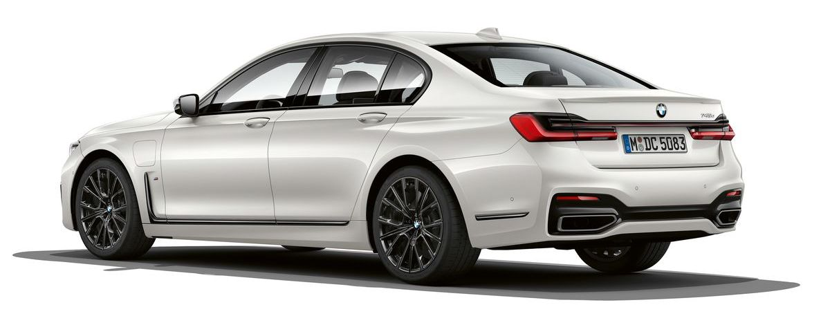 BMW 745e