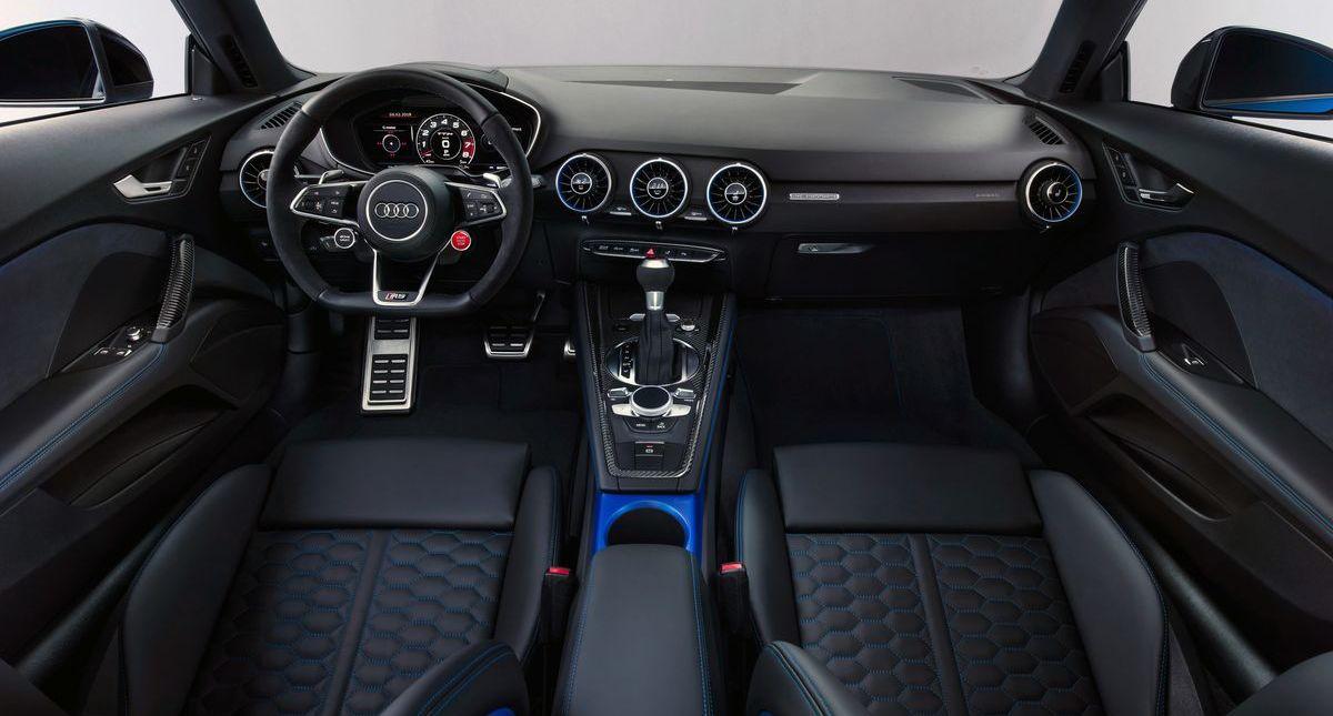 Audi TT RS Coupé (2019)