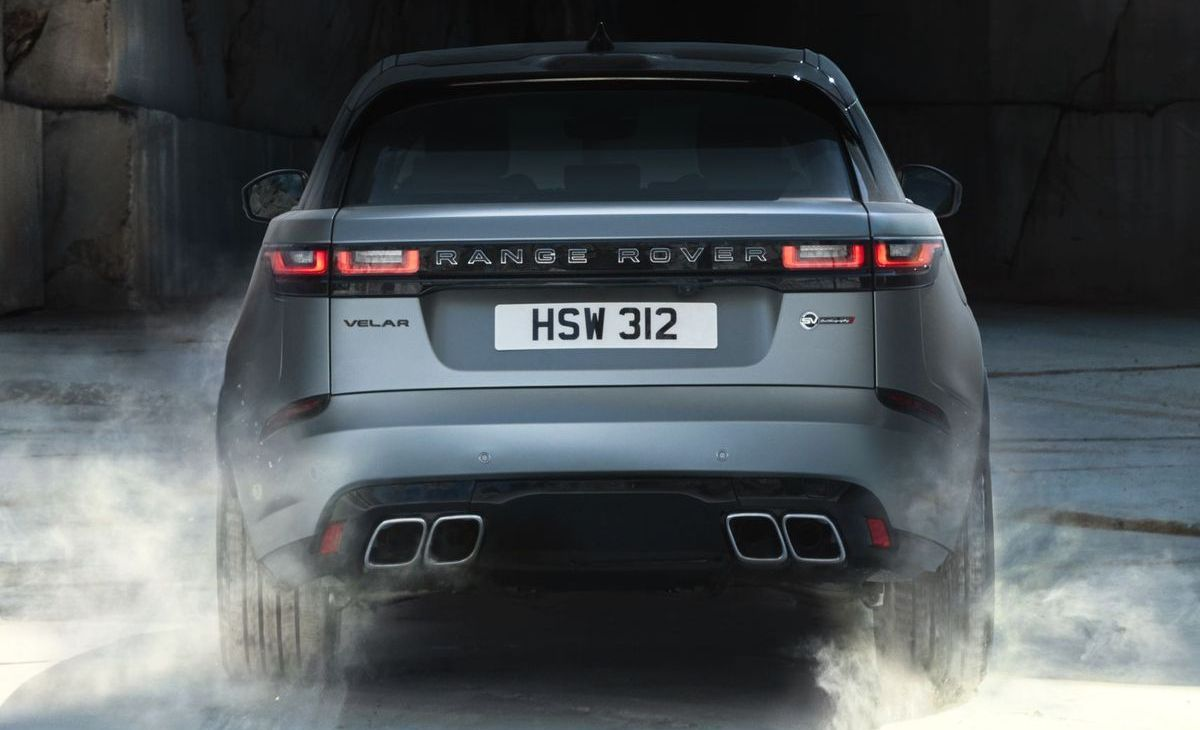Range Rover Velar SV Autobiography Dynamic Edition (2019)