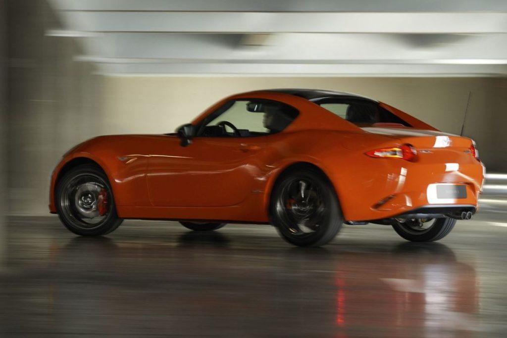 Mazda MX-5 RF 30th Anniversary (2019)