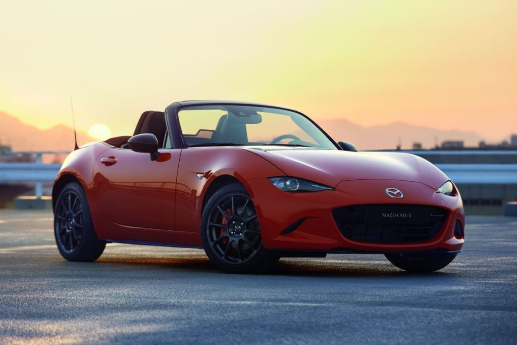 Mazda MX-5 30th Anniversary (2019)