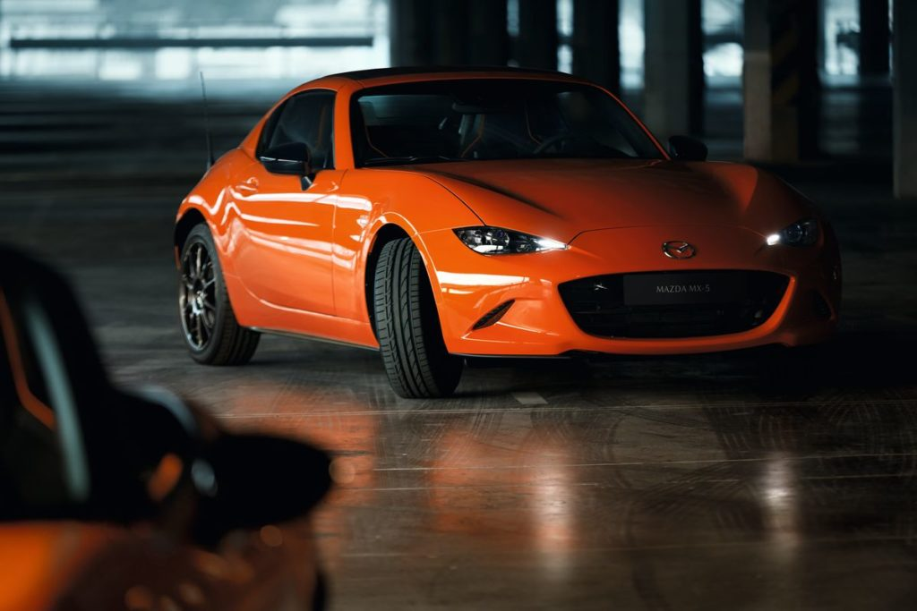 Mazda MX-5 RF 30th Anniversary (2019)