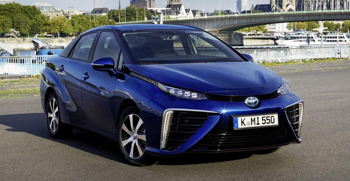 Toyota Mirai (2019)