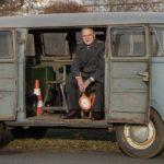 Polizei-Bulli springt nach über 54 Jahren sofort an