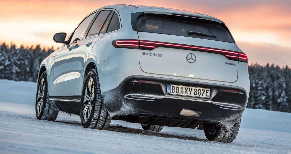 Mercedes-Benz EQC (2019)