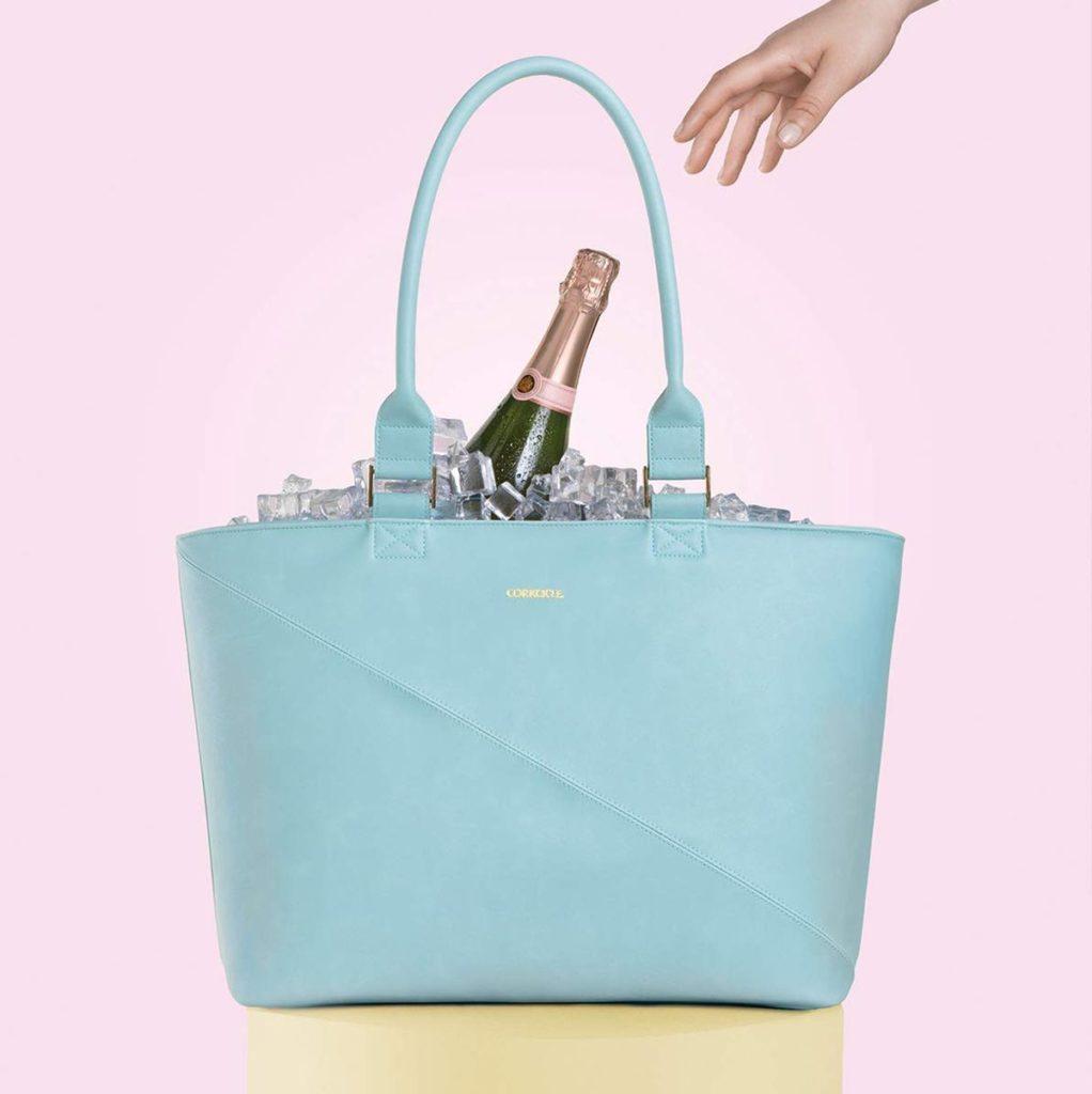 Corkcicle Kühltasche im Handtaschenformat