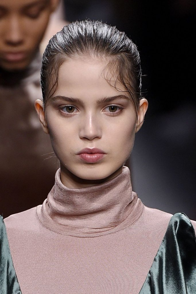 Model bei Valentino