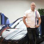 Christian von Koenigsegg mit neuem Partner für das Steckdosen-Hypercar