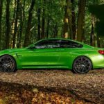 #Test BMW M4 Competition (2019): Green Arrow