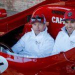 Alfa Romeo: Formel-1-Stars geben in Balocco richtig Gas