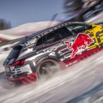 Audi e-Tron erklimmt die Mausefalle