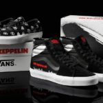 Led Zeppelin: Vans-Outfit der Rock-Legenden