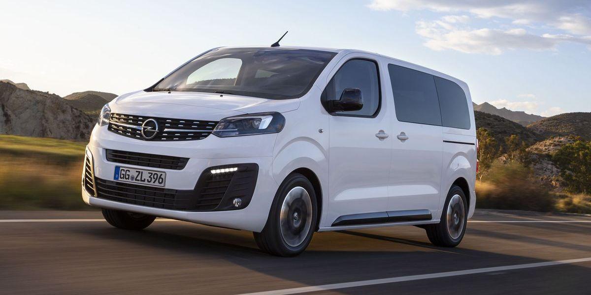 Opel Zafira Life (2019)