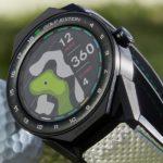 Der Golfcaddie am Handgelenk: Tag Heuer bietet neue Smartwatch speziell für Golfer