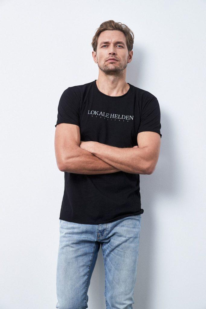 T-Shirt von Blaustoff Herrlicher