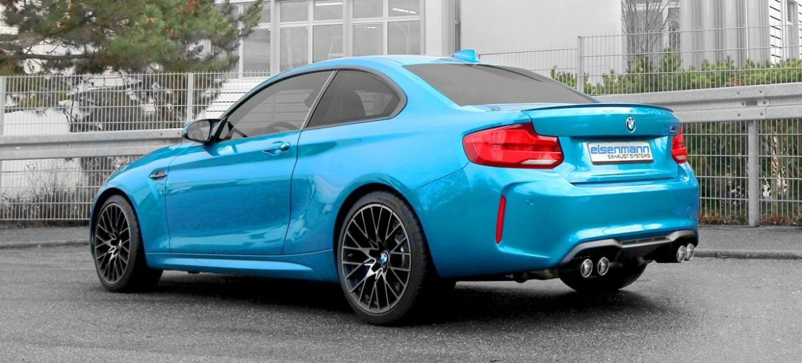 bmw m2 competition sonorer sound shots magazin. Black Bedroom Furniture Sets. Home Design Ideas