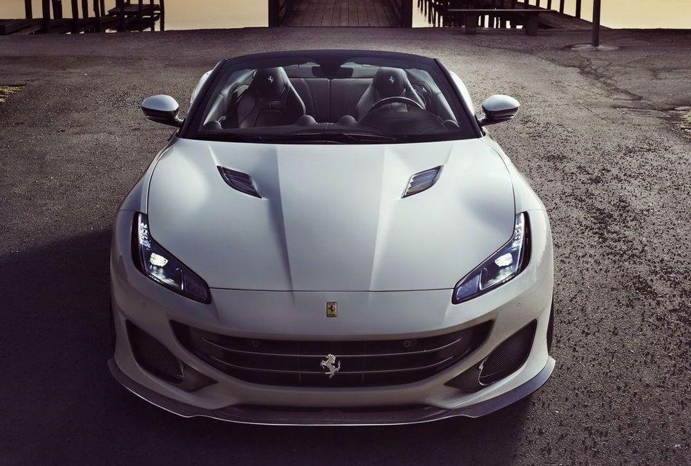 Ferrari Portofino von Novitec