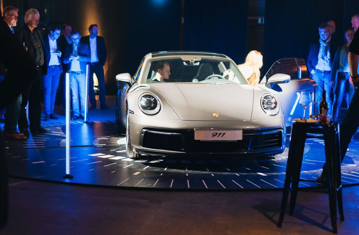 Sportwagen und führende Köpfe: Neuheiten in der Porsche-Hauptstadt