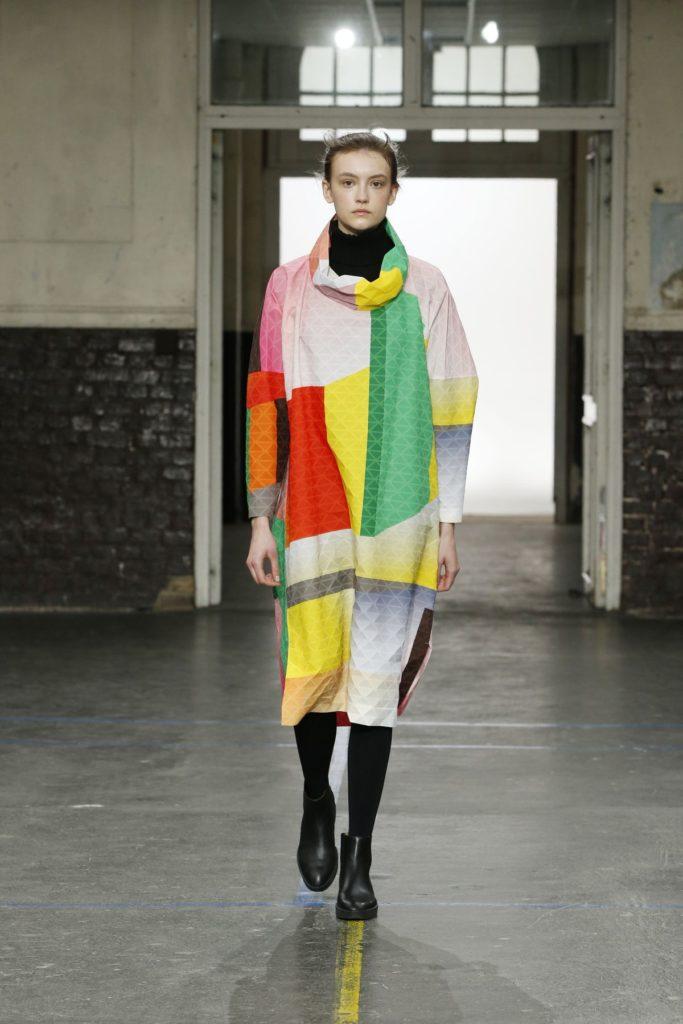 Issey Miyake, Womenswear, Herbst/Winter 19/20