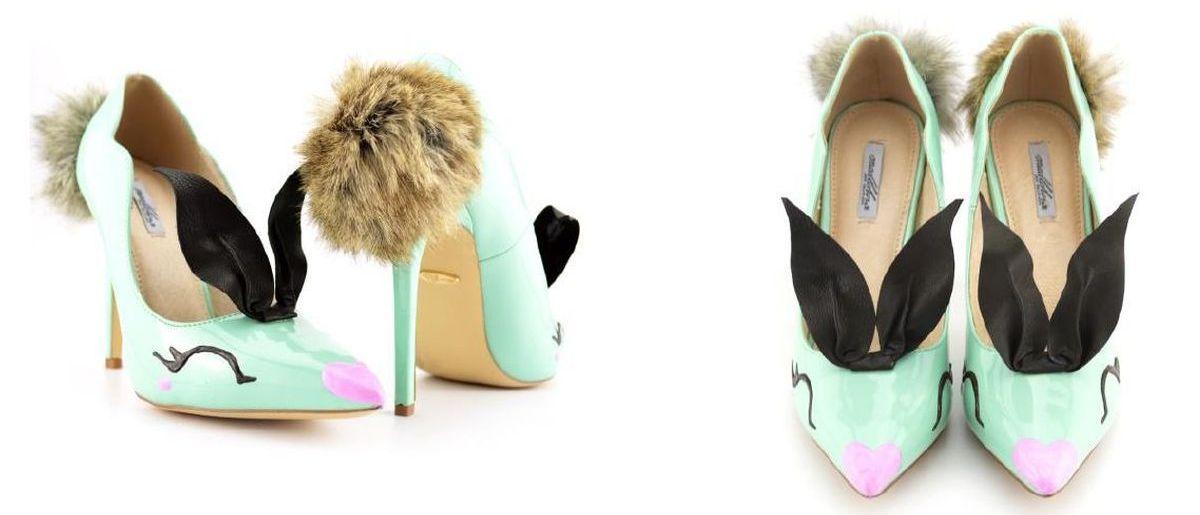 Madlchen: Personalisierung von High Heels