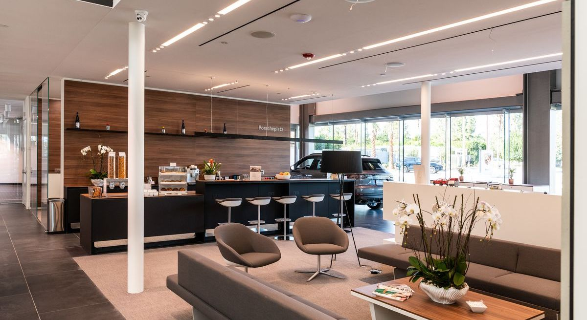 Porsche Zentrum 2019 (Palm Springs)