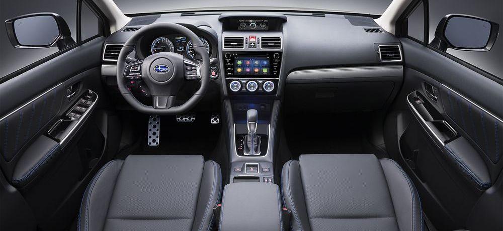 Subaru Levorg (2019)
