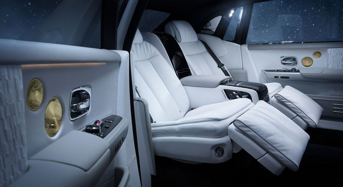 Rolls-Royce Phantom Tranquillity Collection