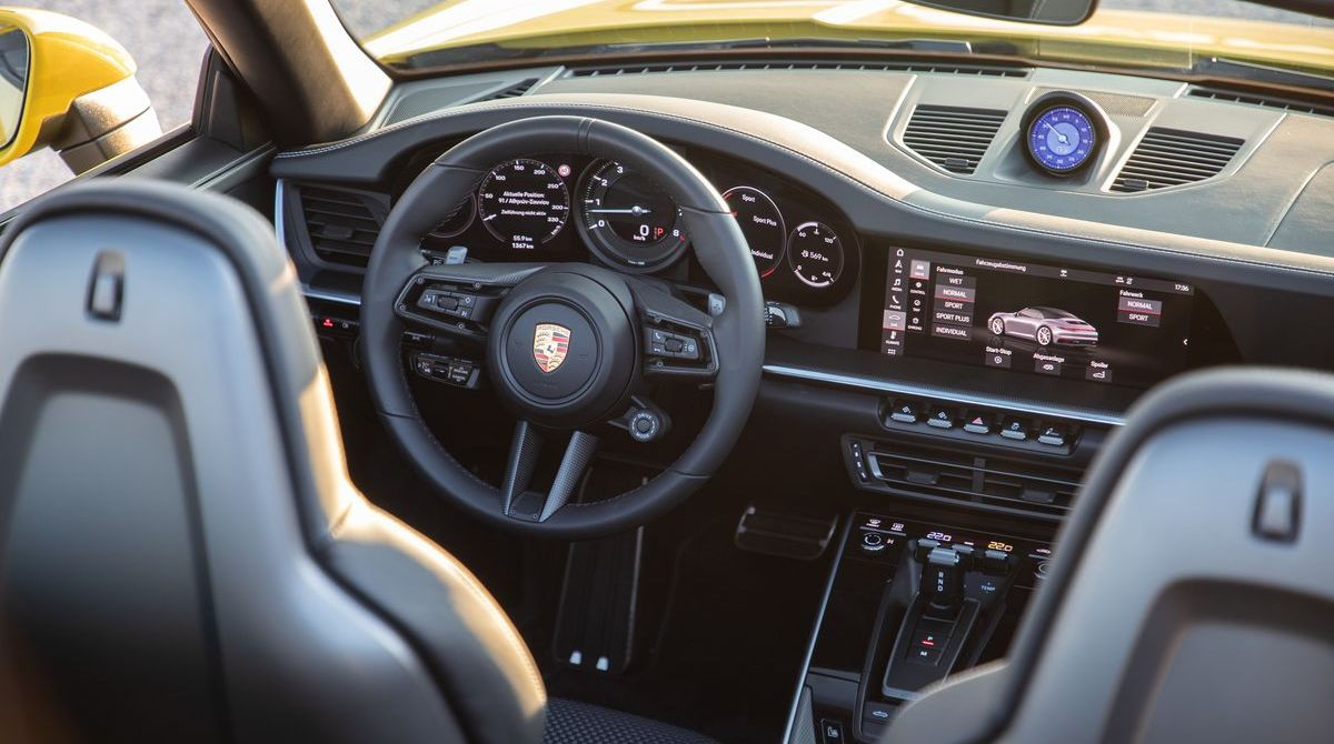 Porsche 911 Carrera S Cabriolet (2019)