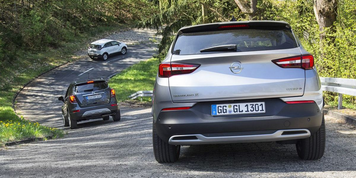 """Opel Experience 2019"" im Testcenter Dudenhofen"