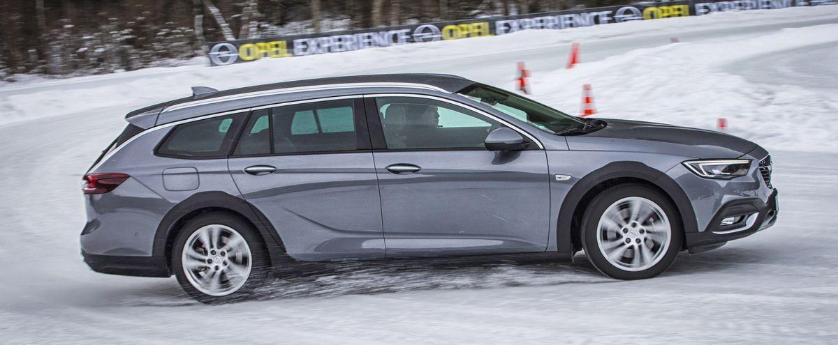 """Opel Experience 2019"": Wintertraining"