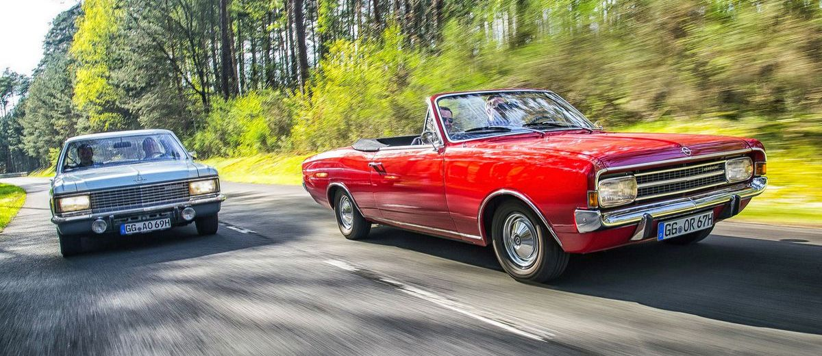 """""""Opel Experience 2019"""": Classic-Tour"""