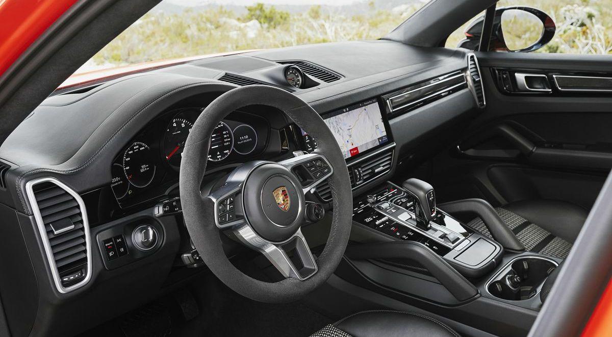 Porsche Cayenne Coupé (2019)