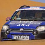 Panda Raid: Auf den Spuren der Rallye Dakar