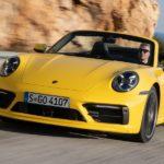 Porsche 911 Carrera Cabriolet (2019): Mit dem Himmel auf Du-und-Du
