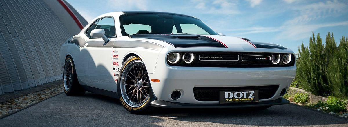 Dodge Challenger (2017) von Dominic Tiroch
