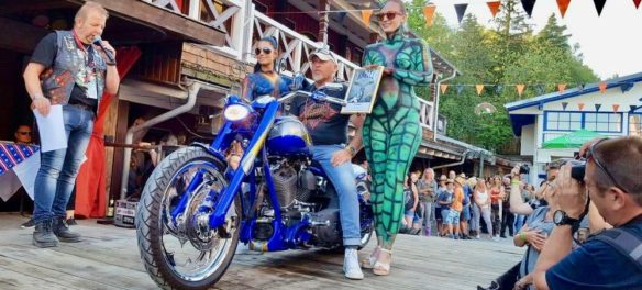 Harley-Künstler