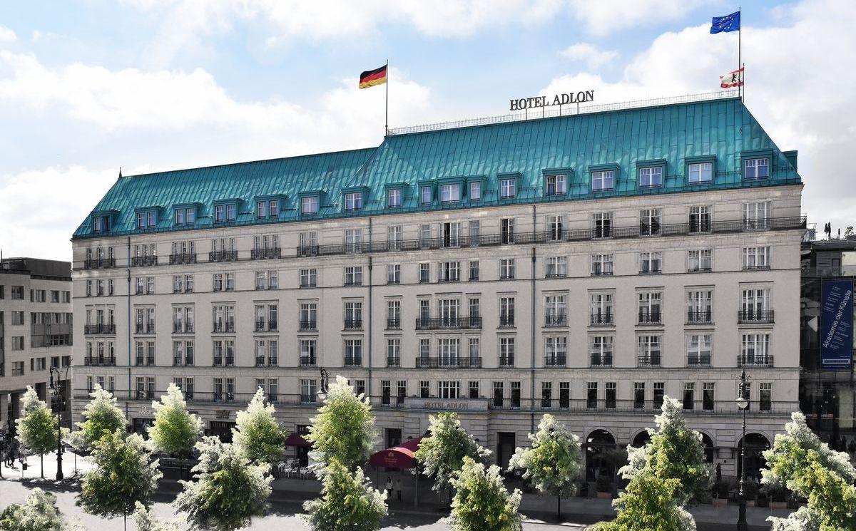 Hotel Adlon Kempinski, Berlin