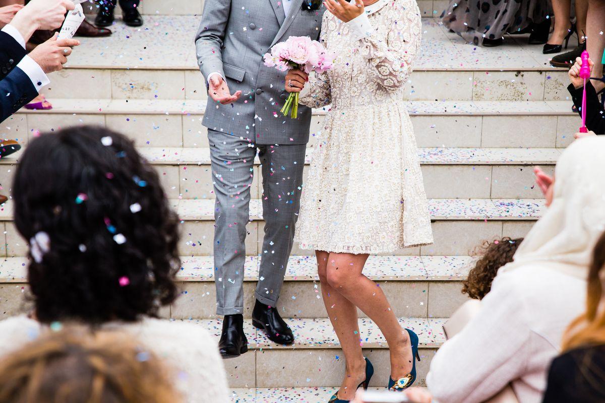 Instagram hat die Hochzeitsmode im Sturm erobert