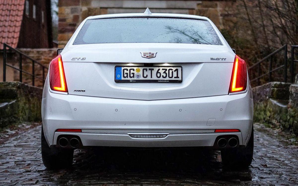 Cadillac CT6 3.0 TT (2019)