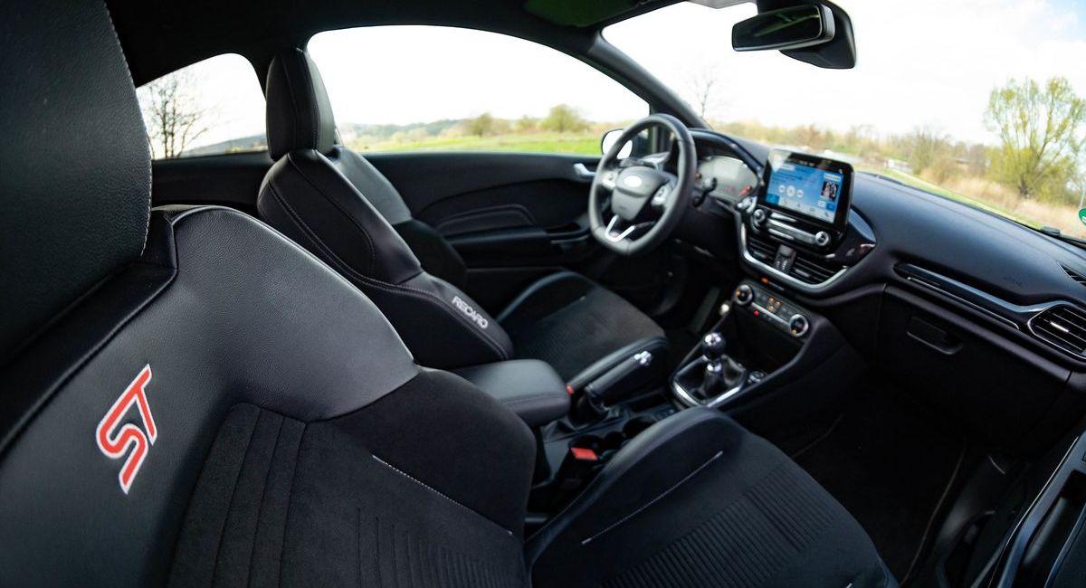 Ford Fiesta ST (2019)